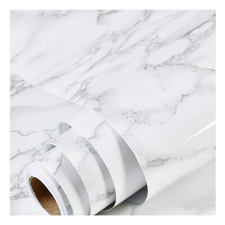 DIY Self Adhesive Marble Wallpaper Granite Texture Contact Sticker Wall Paper Waterproof PVC Removable Stain-Resistant