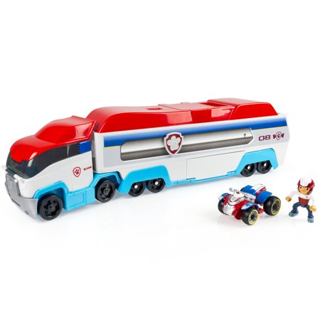 PAW Patrol - PAW Patroller Rescue & Transport Vehicle](Paw Patrol Masks)