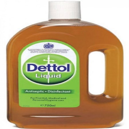 3 Pack - Dettol Topical Antiseptic Liquid 25.4 oz