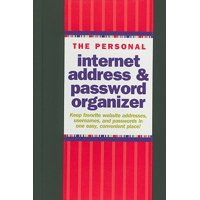 The Personal Internet Address & Password Organizer (Other)