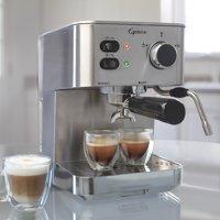 Capresso 118 EC PRO Professional Espresso & Cappuccino Machine