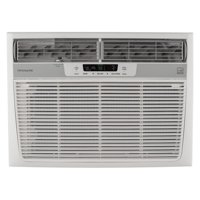 Frigidaire FFRE1533S1 15,000 BTU 115V Window-Mounted Median Air Conditioner with Temperature Sensing Remote Control