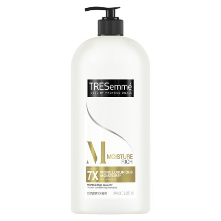 TRESemme Conditioner with Pump Moisture Rich 39 oz