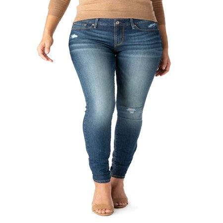 Signature by Levi Strauss & Co. Women's Modern Skinny (Levis Bridle)