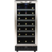Danby Silhouette 3.7 Cu. Ft. 34-Bottle Wine Cooler