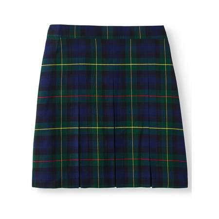 Wonder Nation School Uniform Plaid Parochial Skirt (Little Girls & Big - Plaid Schoolgirl Mini Skirt