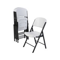 Lifetime Classic Commercial Folding Chair, Set of 4