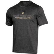 7f9dcc8ba5b6bd Men s Russell Black Army Black Knights Synthetic Impact T-Shirt