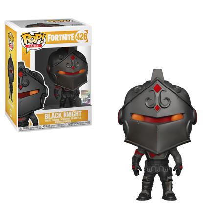 Funko POP! Games: Fortnite S1 - Black (Black Knight Scene)
