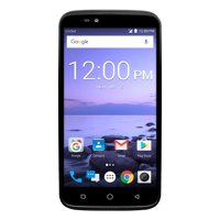 Cricket Wireless Coolpad Canvas 16GB Prepaid Smartphone, Black
