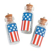 Mini Glass Bottles with Corks