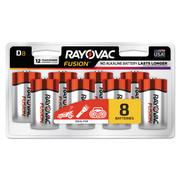 Best D Batteries - Fusion Advanced Alkaline Batteries, D, 8/pack Review