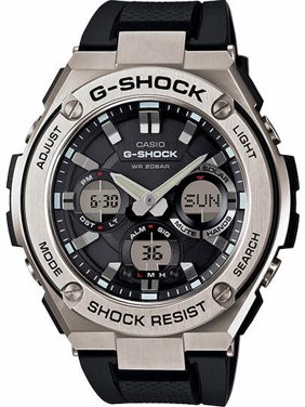 G-Shock G-Steel Solar Power Ana-Digi Watch GSTS110-1A