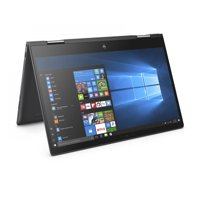 "HP Envy X360 Convertible Laptop 15.6"" FHD Touchscreen, Intel Core i7-8550U, Intel UHD Graphics 620, 1TB HDD + 16GB Intel Optane memory, 4GB SDRAM, 15-bp152wm Dark Ash Silver"