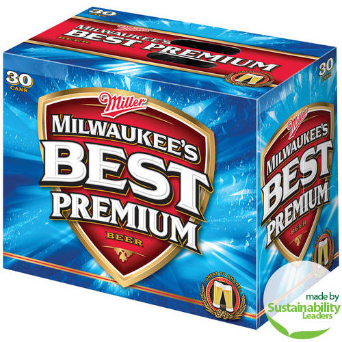 Milwaukee's Best Premium Beer, 30 pack, 12 fl oz