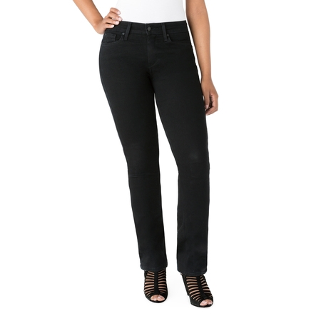 Curvy Womem (Signature by Levi Strauss & Co. Women's Curvy Straight)