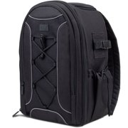 01b680354039 USA Gear S16 SLR Camera Backpack with Velcro Storage Dividers