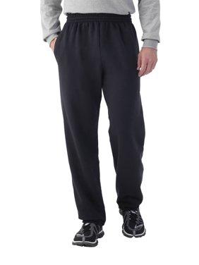 Fruit of the Loom Men's Dual Defense EverSoft Elastic Bottom Sweatpants