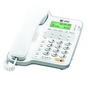 Corded Landline Phone, Att Cl2909 Home Office Desk Line Corded Phone Speaker