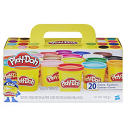 Play-Doh Super Color Pack of 20 Cans