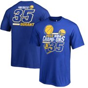 0bbab221e Kevin Durant Golden State Warriors Fanatics Branded Big   Tall 2018 NBA  Finals Champions Name and