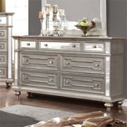 Silver Mirrored Furniture