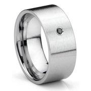 Tungsten Diamond Rings