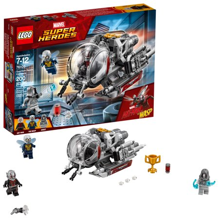Super Set Castle - LEGO Super Heroes Quantum Realm Explorers 76109