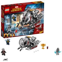LEGO Super Heroes Marvel Quantum Realm Explorers 76109