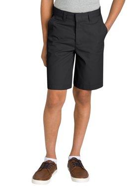 Boys' Uniform FlexWaist® Flat Front Short (Big Boys)