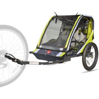 Allen Sports Deluxe 2-Child Bike Trailer