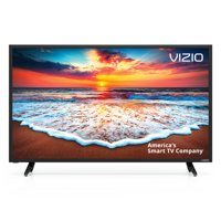 "Refurbished VIZIO 43"" Class SmartCast D-Series FHD (1080P) Smart Full-Array LED TV (D43f-F1) (2018 Model)"