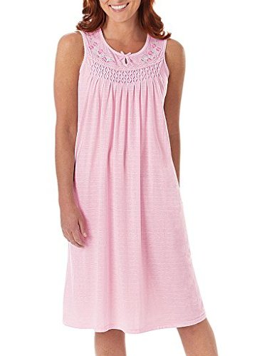 Women's Cotton Sleeveless Nightgown By](Wizard Gown)