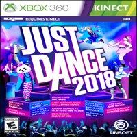 Just Dance 2018, Ubisoft, Xbox 360, 887256028275