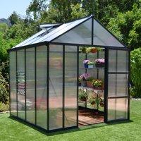 Palram Glory Greenhouse, 8' x 12'