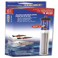 Penn Plax Cascade Aquarium Heater, 10-Inch, 150-Watt