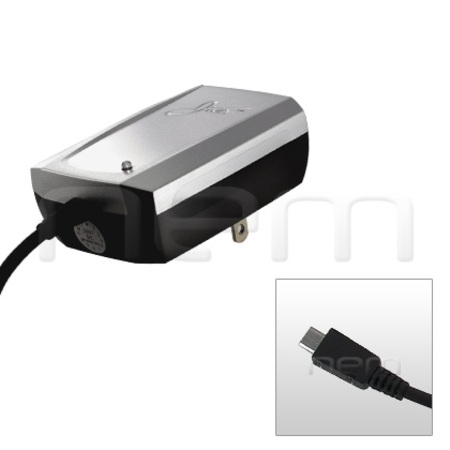 T-Mobile Kyocera Rally Premium High Quality Heavy Duty Turbo Charge Technology  Micro USB Travel Wall Charger - High School Rally Themes