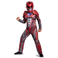 Power Rangers: Red Ranger Classic Muscle Child Costume