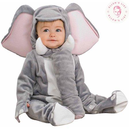 elephant infant jumpsuit halloween costume walmartcom