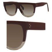 43d3d1595cc0 Sunglasses Celine 41026  S 0JAH Burgundy Brown   X9 brown lens
