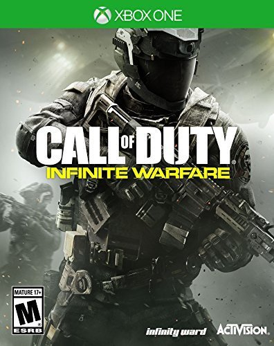 Call of Duty: Infinite Warfare, Activision, Xbox One, (Call Of Duty Modern Warfare Pegi Rating)