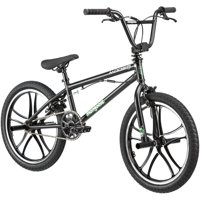 "20"" Mongoose Mode 270 Mag Boys' Freestyle Bike, Black"