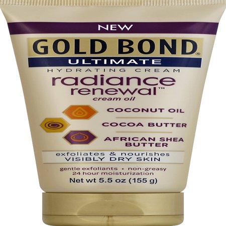 GOLD BOND® Ultimate Radiance Renewal Cream (Radiance Cleansing Lotion)