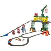 Thomas & Friends Super Station Railway Train Set