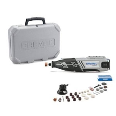 Dremel 8220-1/28 Series High Performance 12V Cordless Lithium-Ion Rotary Tool