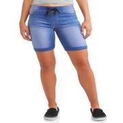 Juniors' Pull-On Bermuda Soft Short