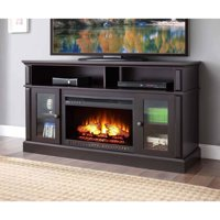 Whalen Barston Media Fireplace for TV's up to 70 (Espresso)