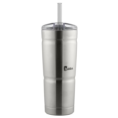 - Bubba Envy 24 Ounce Vacuum Insulated Stainless Steel Tumbler with Straw
