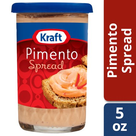 Creamy Cheese (Kraft Pimento Spread, 5 oz Jar )