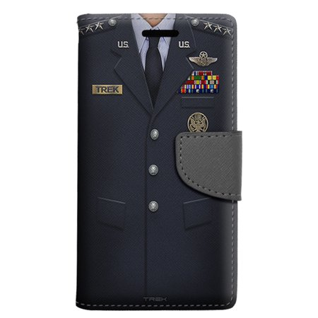 Samsung Galaxy S9 Wallet Case - US Air Force Dress Uniform Case - Us Air Force Uniforms